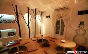 thiet ke quan cafe22 - Kiến trúc độc đáo quán Cà phê Đạt Gia