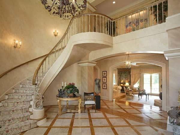 tien sanh va hanh lang dep 001 26072012btbenho 2 7b22e - Thiết kế tiền sảnh và hành lang ngôi nhà