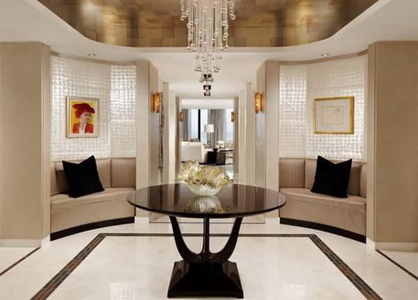 tien sanh va hanh lang dep 001 372178 - Thiết kế tiền sảnh và hành lang ngôi nhà