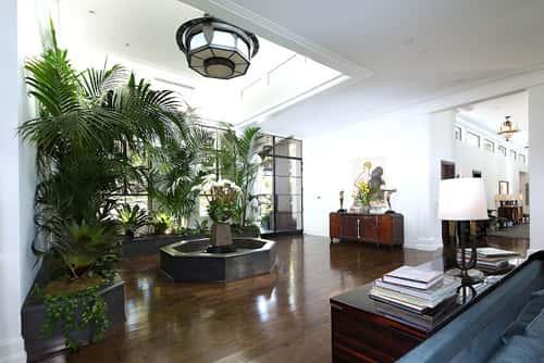 tien sanh va hanh lang dep 001 b4 1374160355 - Thiết kế tiền sảnh và hành lang ngôi nhà