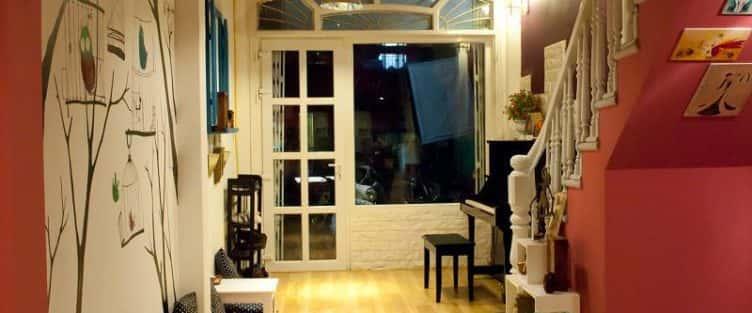 Những mẫu thiết quán cafe đẹp và rẻ ở Hà Nội