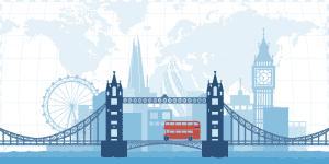 tranh tuong phong hoc tieng anh header london 300x150 - Vẽ tranh tường trung tâm ngoại ngữ