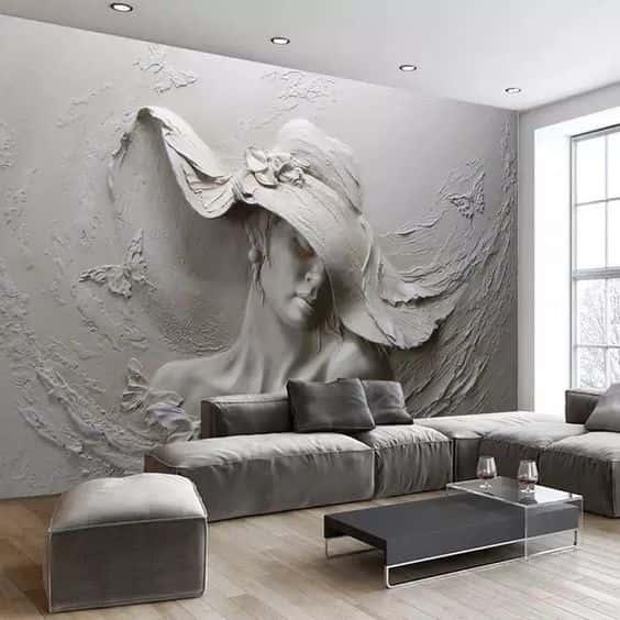 ve tranh tuong 3d dep 2 - Vẽ Tranh Tường 3D đẹp