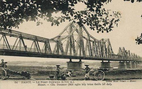 Người thiết kế cầu Long Biên