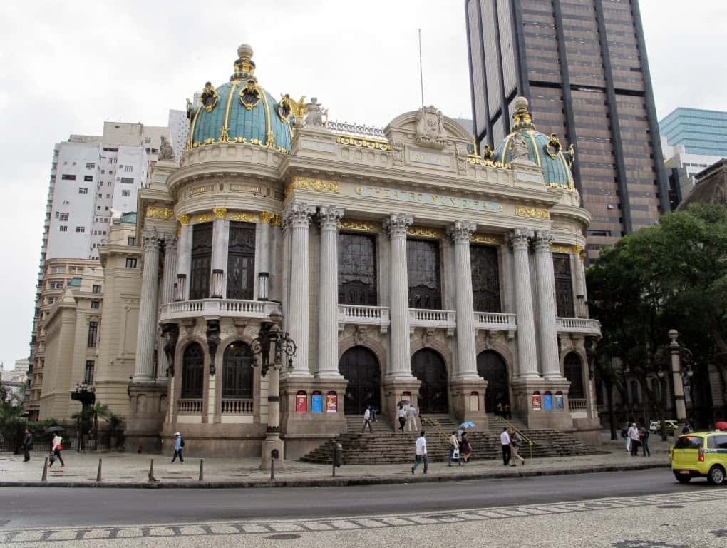 Kiến trúc độc đáo của các nước Mỹ La Tinh