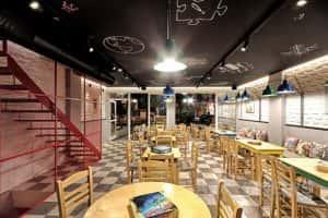 kien truc quan cafe5 300x200 - Thi công xây dựng quán cafe tại Hà Giang