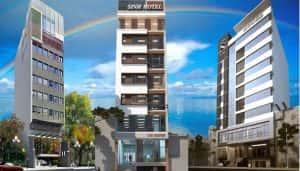 mau khach san nha nghi 010 300x171 - Thiết kế khách sạn ven đường