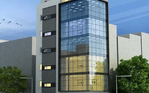 Thiết kế khách sạn nhà nghỉ ở tại Bắc Giang