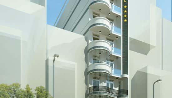 Thiết kế nhà nghỉ tại Quảng Bình