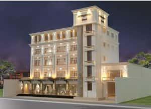 mau khach san nha nghi 047 300x216 - Thiết kế khách sạn nhà nghỉ tại Thanh Hóa