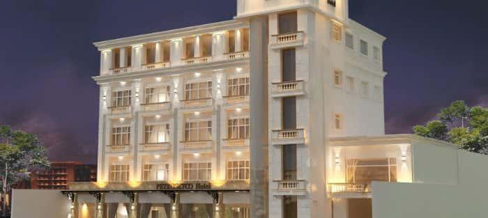 Thiết kế khách sạn nhà nghỉ tại Thanh Hóa