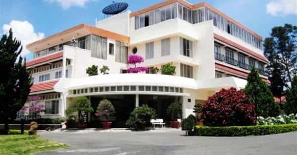 Thiết kế khách sạn nhà nghỉ tại Tuyên Quang