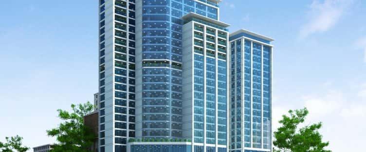 Thiết kế khách sạn nhà nghỉ tại Hà Nội
