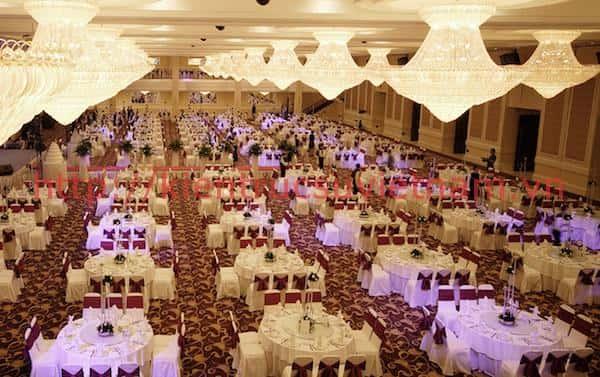 mau nha hang tiec cuoi ngon 4 - Thiết kế trung tâm tổ chức sự kiện nhà hàng tiệc cưới