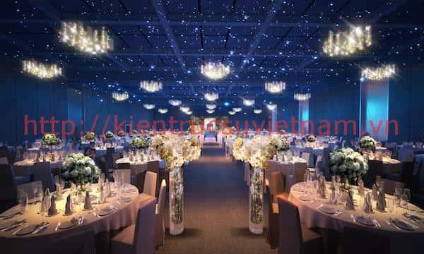 thiet ke nha hang dat tiec cuoi gia re o tphcm - Thiết kế trung tâm tổ chức sự kiện nhà hàng tiệc cưới