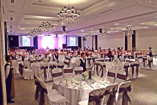 thiet ke nha hang tiec cuoi dep 2 - Thiết kế trung tâm tổ chức sự kiện nhà hàng tiệc cưới
