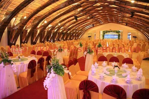 thiet ke nha hang tiec cuoi in Ho Chi Minh City - Thiết kế trung tâm tổ chức sự kiện nhà hàng tiệc cưới