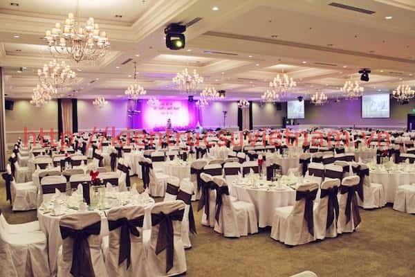 thiet ke nha hang tiec cuoi ms01 - Thiết kế trung tâm tổ chức sự kiện nhà hàng tiệc cưới