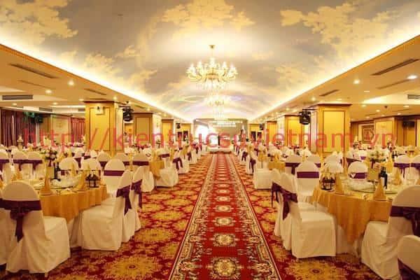 thiet ke nha hang tiec cuoi - Thiết kế trung tâm tổ chức sự kiện nhà hàng tiệc cưới