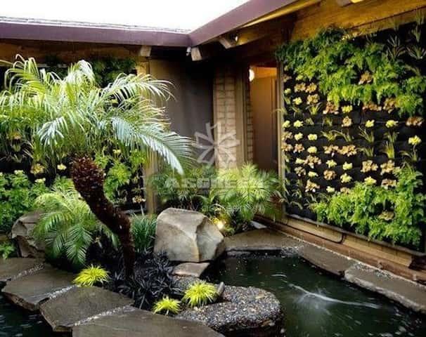 thiet ke tieu canh dep 2 - Một số điều cấm kỵ trong kiến trúc nhà ở