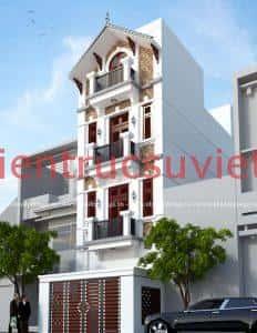 nha lo 232x300 - Thi công xây dựng nhà ở Thái Bình