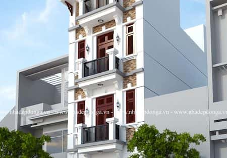 Thi công xây dựng nhà ở Thái Bình