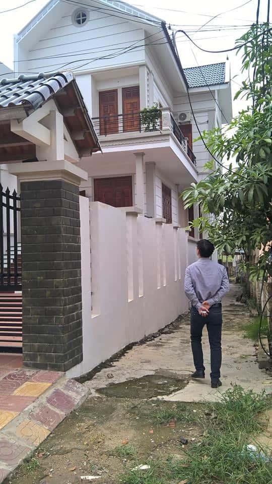 biet thu 2 tang hien dai binh xuyen vp 001 1 - Thiết kế biệt thự 2 tầng hiện đại Bình Xuyên