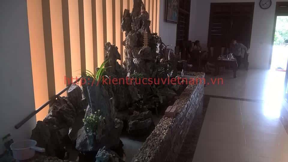 biet thu 2 tang hien dai binh xuyen vp 00213 - Thiết kế biệt thự 2 tầng hiện đại Bình Xuyên