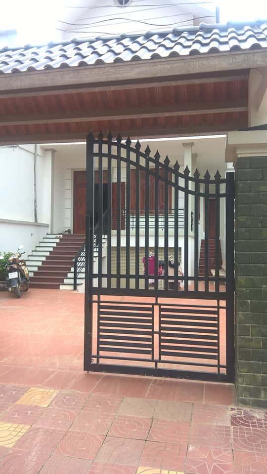 biet thu 2 tang hien dai binh xuyen vp 006 - Thiết kế biệt thự 2 tầng hiện đại Bình Xuyên