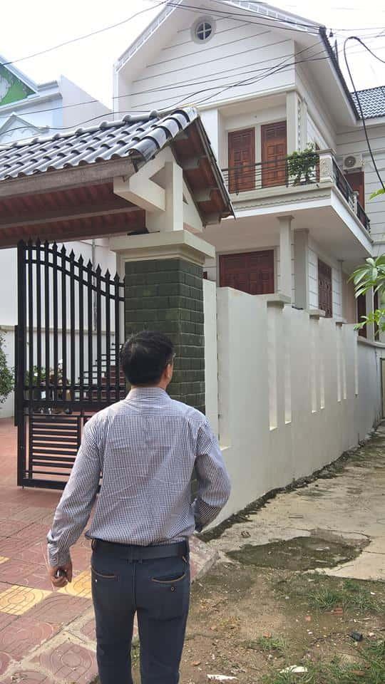 biet thu 2 tang hien dai binh xuyen vp - Thiết kế biệt thự 2 tầng hiện đại Bình Xuyên