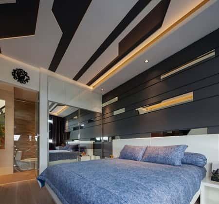mau nha dep 30 7 2016 ms006 - Mẫu thiết kế nhà đẹp có gra ô tô, gồm 2 tầng, với không gian rộng, thoáng