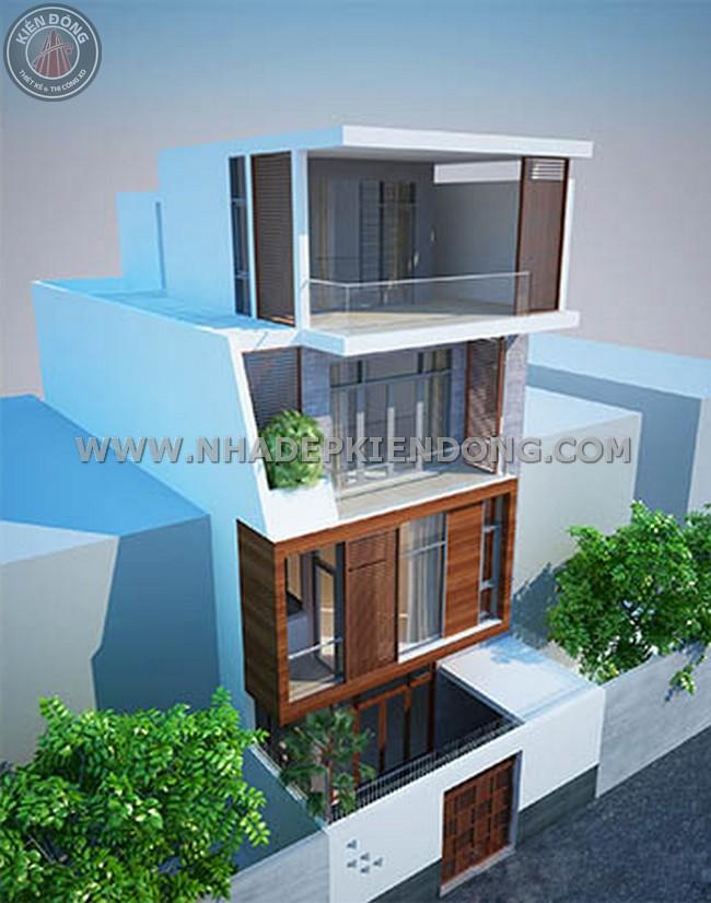 nhà phố 7x18m-dep-001-4-tang