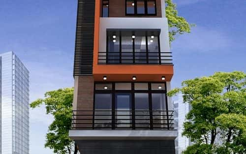 Bộ sưu tập những mẫu thiết kế nhà đẹp diện tích nhỏ 30m2