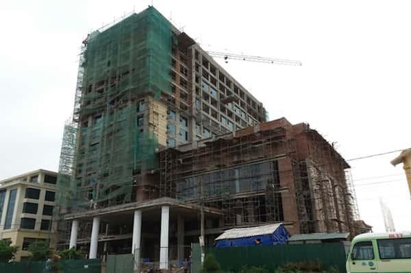 thi cong khach san 1 - Thi công khách sạn tại Thái Bình