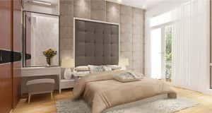 thiet ke noi that nha ong mat tien hep phong ngu 300x160 - 15 mẫu thiết kế nội thất nhà phố hot nhất 2016