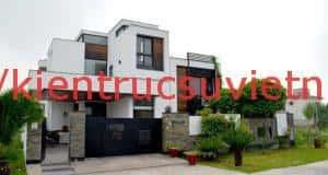 biet thu 3 tang hien dai gangui thien nhien 001 300x160 - Biệt thự 3 tầng với phong cách hiện đại gần gũi với thiên nhiên