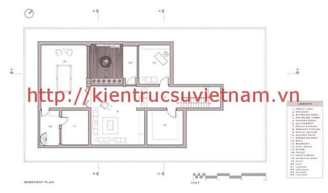 biet thu 3 tang hien dai gangui thien nhien 001mb2 - Biệt thự 3 tầng với phong cách hiện đại gần gũi với thiên nhiên