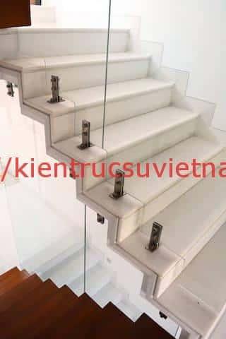 biet thu 3 tang hien dai gangui thien nhien 009 - Biệt thự 3 tầng với phong cách hiện đại gần gũi với thiên nhiên