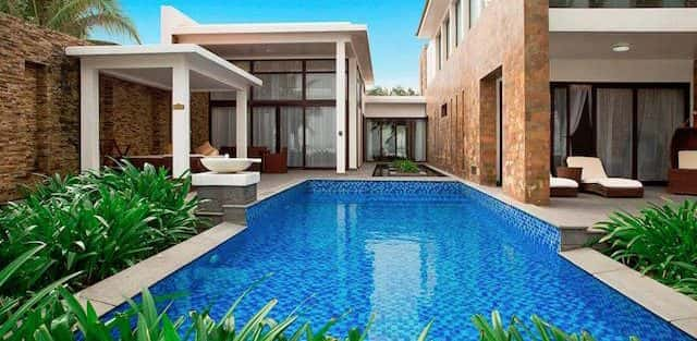 Tư vấn  thi công biệt thự nghỉ dưỡng đẹp Nha Trang