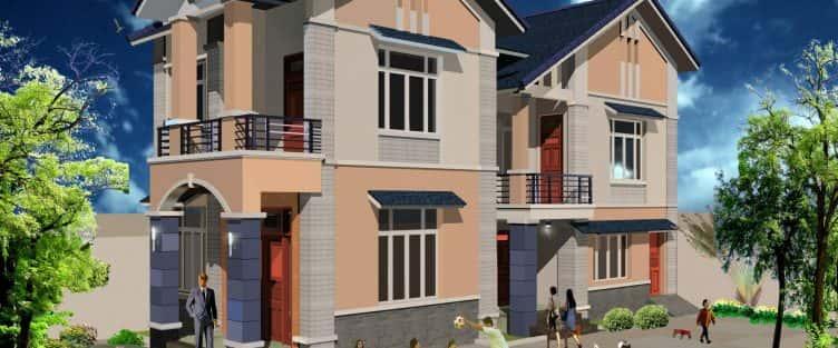 Biệt thự 2 tầng Quận Ngũ Hành Sơn Đà Nẵng