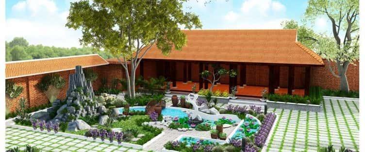 Thiết kế và thi công nhà rường Đà Nẵng