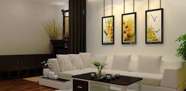 Thiết kế nội thất chung cư cao cấp