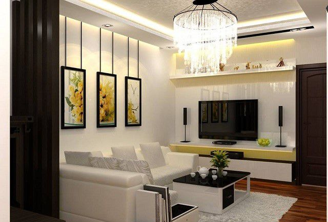 nội thất chung cư 150m2-dep