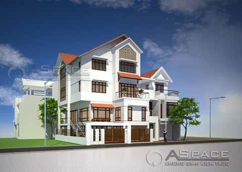 phoi canh 504306 1388972551 - 25 Mẫu thiết kế nhà mái ngói đẹp được nhiều người ưa thích