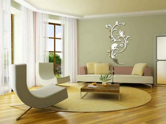 phong khach dep face001 - 8 Mẫu thiết kế nội thất nhà phố cấp 4 đẹp và tiện nghi
