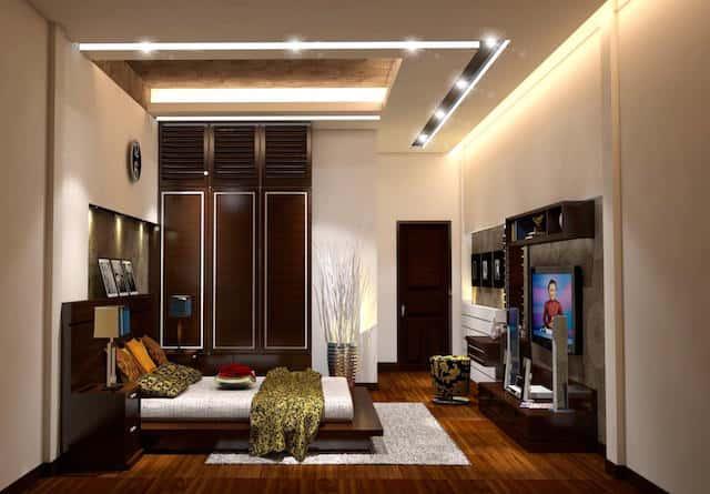 phong ngu dep - Thiết kế nội thất phòng ngủ