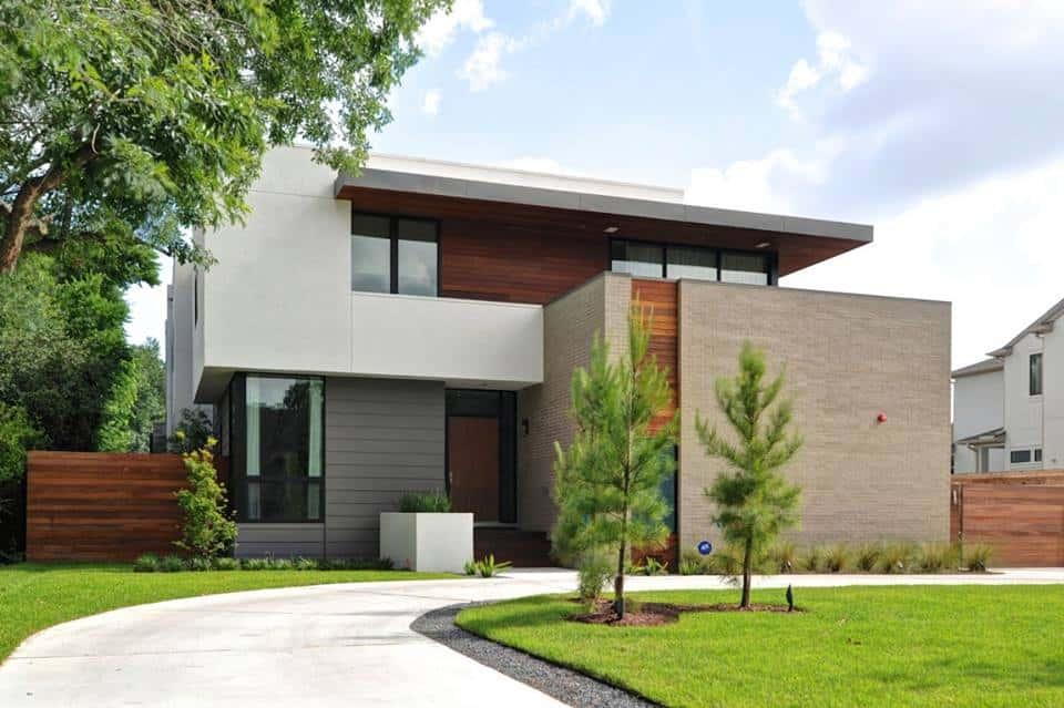 thiet ke biet thu dep face0012 - Biệt thự đẹp 2 tầng thiết kế phong cách hiện đại