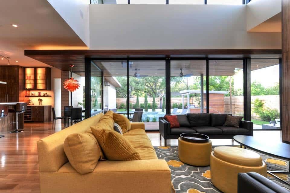 thiet ke biet thu dep face004 - Biệt thự đẹp 2 tầng thiết kế phong cách hiện đại