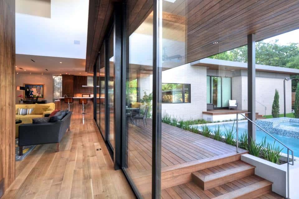 thiet ke biet thu dep face005 - Biệt thự đẹp 2 tầng thiết kế phong cách hiện đại