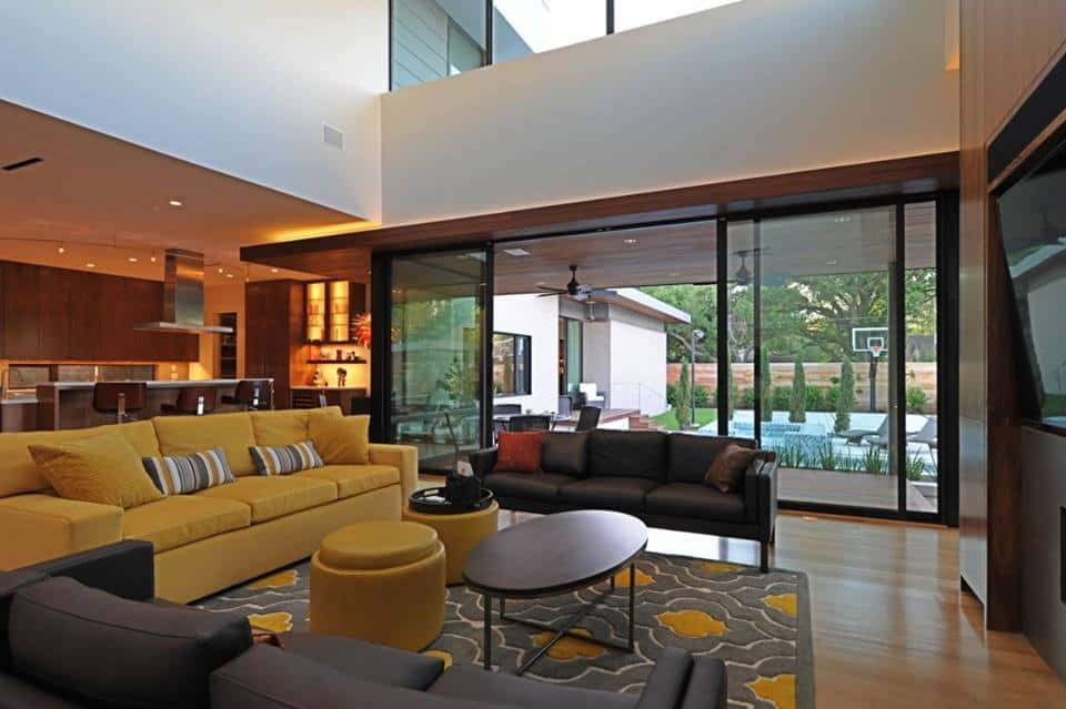 thiet ke biet thu dep face007 - Biệt thự đẹp 2 tầng thiết kế phong cách hiện đại